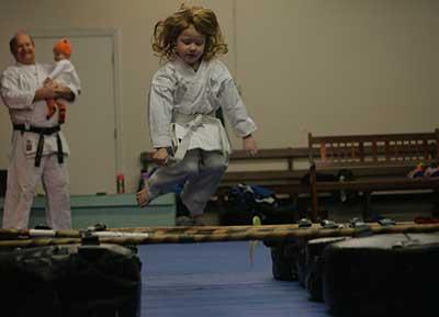 The Karate Center